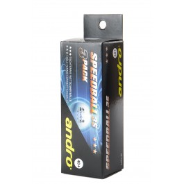 Andro Speedball 3S 40+ ITTF 3*** (seam) 3 pcs