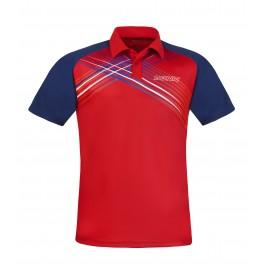 Donic Shirt Riva  red/navy