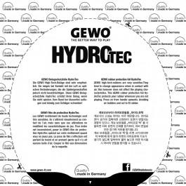 Gewo HydroTec Tensor Protection foil (pair)