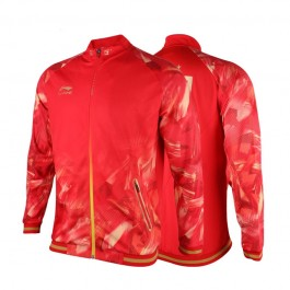 Li-Ning Jacket National Team AWDN937-2 red