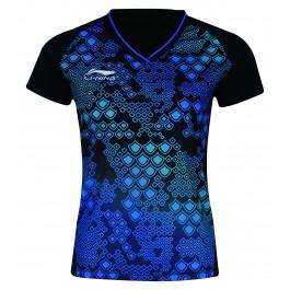 Li-Ning Lady T-Shirt National Team AAYM232-1