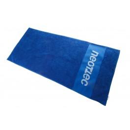Neottec Towel Logo 50x100 cm blue