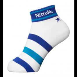 Nittaku 3-Star Socks Blue (2970)