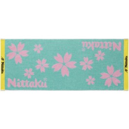 Nittaku Sakura Mid Towel (9213)