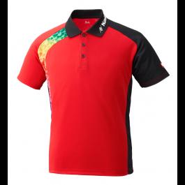 Nittaku Shirt Bumeran red (2178)