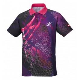 Nittaku Shirt Clouder Purple (2177)