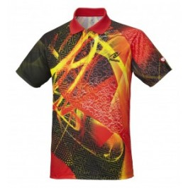 Nittaku Shirt Clouder Red (2177)
