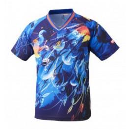Nittaku Shirt Skyleaf blue (2180)