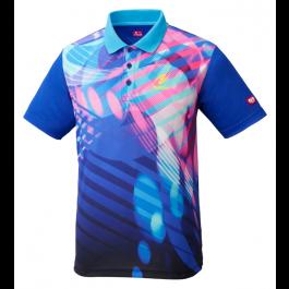 Nittaku Shirt Toropic blue (2190)