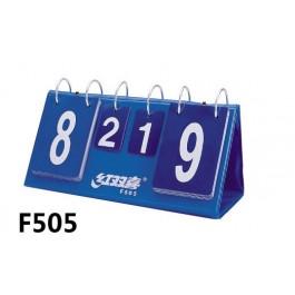 Scoreboard DHS F505