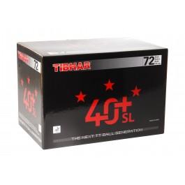 Tibhar 3***40+ SL (seamless) 72 Balls