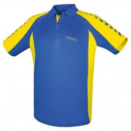 Tibhar Shirt Arrows blue/yellow