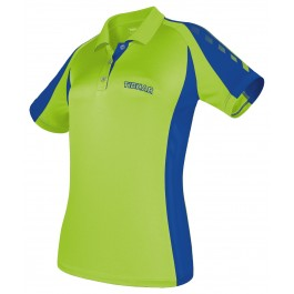 Tibhar Shirt Arrows Lady neon green/blue
