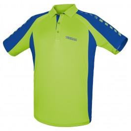 Tibhar Shirt Arrows neon green/blue