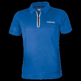 Tibhar Shirt Globe blue