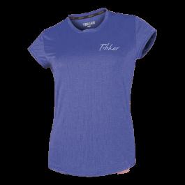 Tibhar Shirt Globe Lady purple