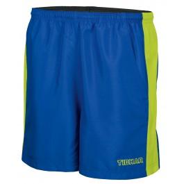 Tibhar Shorts Arrows blue/neon green