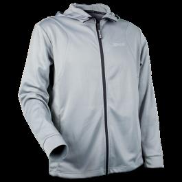 Tibhar Sweat Jacket Globe grey