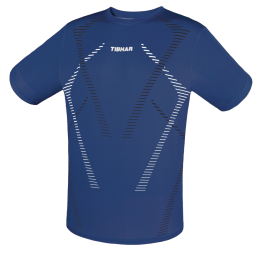 Tibhar T-shirt Cross blue