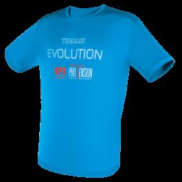 Tibhar T-shirt Evolution blue