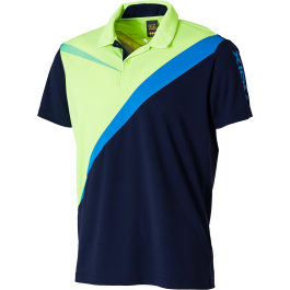 Xiom Shirt Jake Navy/Lime