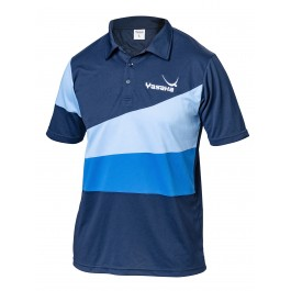 Yasaka Shirt Castor navy/skyblueblack