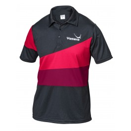 Yasaka Shirt Castor red/black