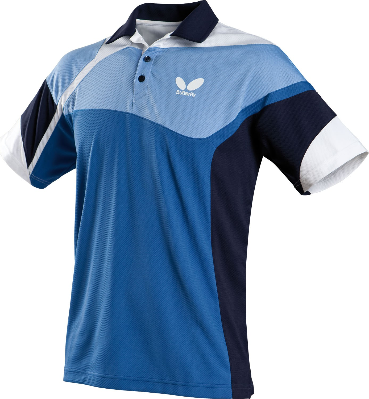 Butterfly shirt fior tt11 for Table tennis shirts butterfly