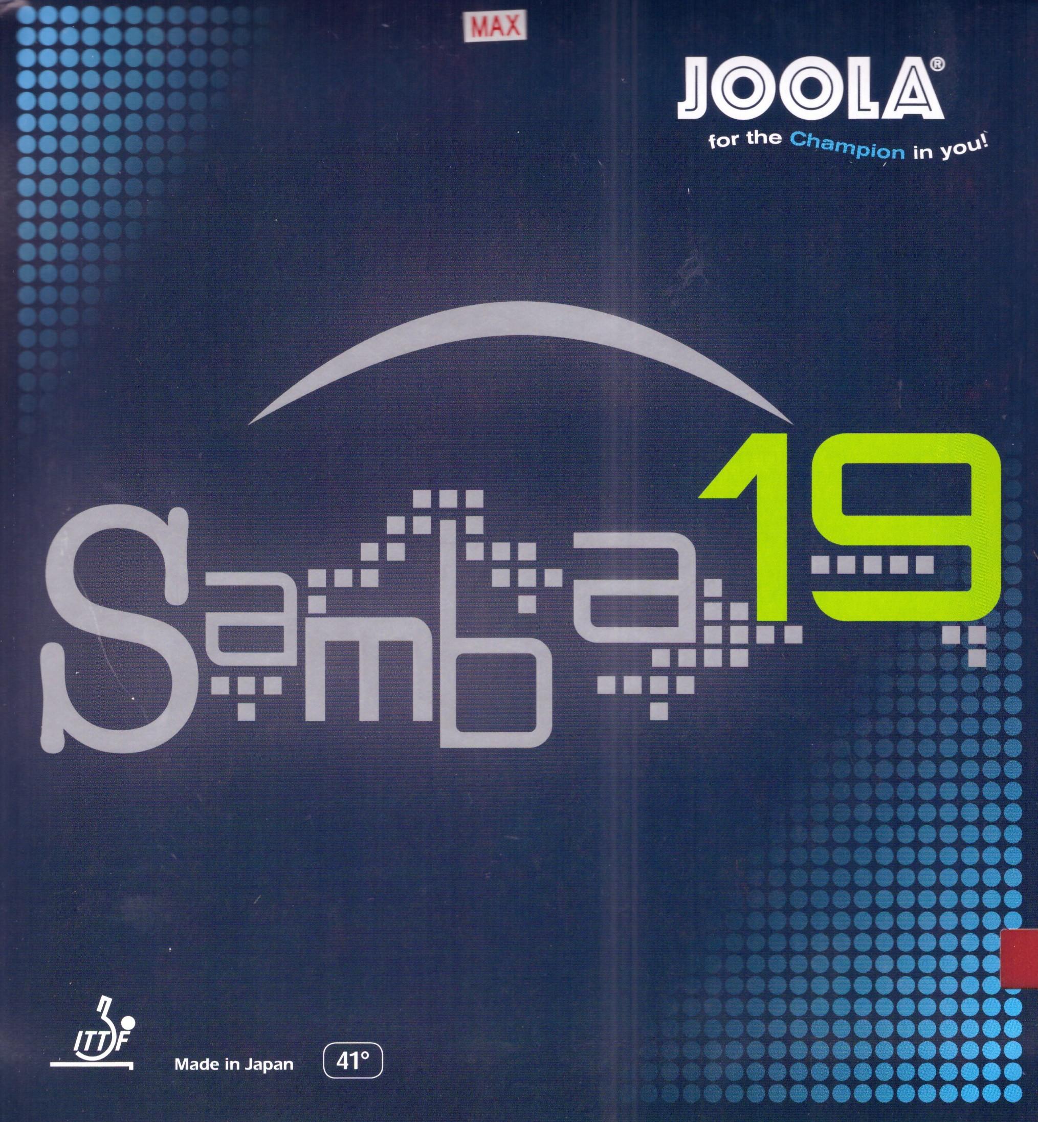 Joola Samba 19 Tabletennis11 Com Tt11