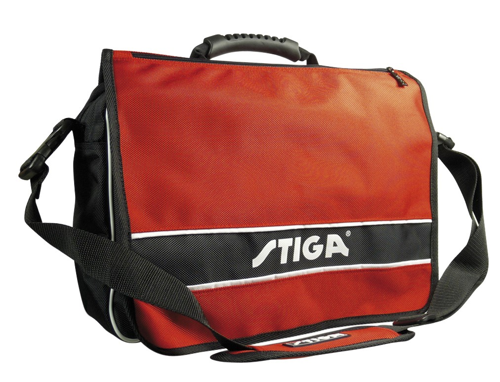 Stiga Coachbag Red Black Tabletennis11 Com Tt11