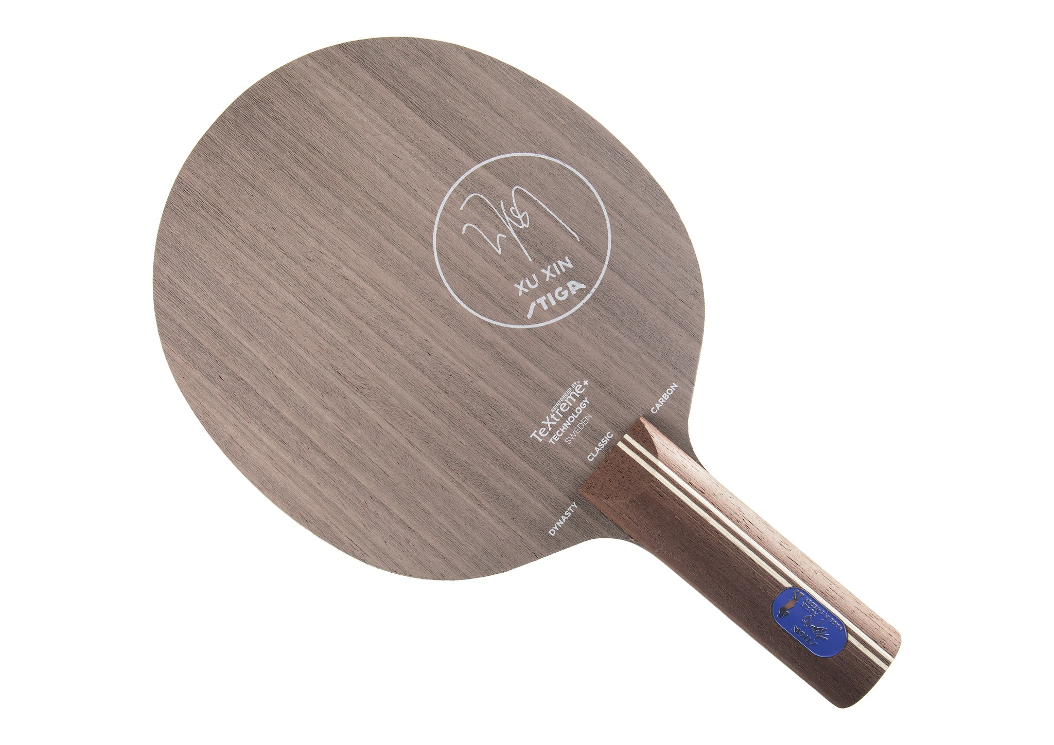 Braun Master Tishtennis H/ölze One Size Stiga Sports Dynasty Carbon XU Xin Edition