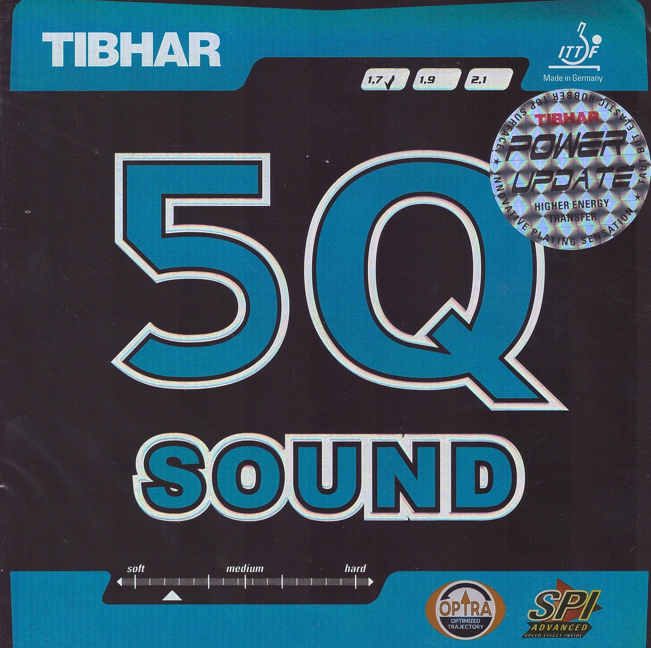 Tibhar 5q Sound Tabletennis11 Com Tt11