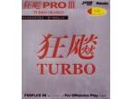 View Table Tennis Rubbers Nittaku Hurricane Pro 3 Turbo Orange