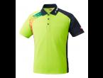 View Table Tennis Clothing Nittaku Shirt Bumeran green (2178)