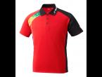 View Table Tennis Clothing Nittaku Shirt Bumeran red (2178)