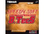 View Table Tennis Rubbers Tibhar Speedy Soft D.Tecs