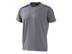 View Table Tennis Clothing Xiom T-shirt Kai blue/grey