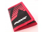 View Table Tennis Accessories Donic Purse Black/red