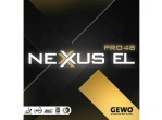 View Table Tennis Rubbers Gewo Nexxus EL Pro 48