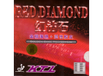 View Table Tennis Rubbers KTL Red Diamond (golden Cake Mechanical)