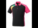 View Table Tennis Clothing Nittaku Shirt Bumeran pink (2178)