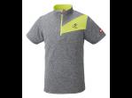 View Table Tennis Clothing Nittaku Shirt Warmy (2186) Green