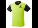 View Table Tennis Clothing Nittaku T-shirt VNT-IV Light Green (2090)