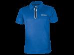 View Table Tennis Clothing Tibhar Shirt Globe blue