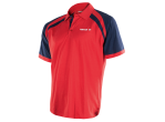 Tibhar Shirt World (Cotton) red/navy