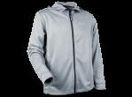 View Table Tennis Clothing Tibhar Sweat Jacket Globe grey
