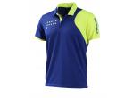 View Table Tennis Clothing Xiom Shirt Ian 2 blue/lime