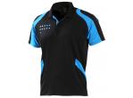 View Table Tennis Clothing Xiom Shirt James black/blue