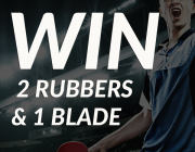 Table Tennis Lottery: Winners Draw!