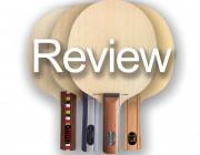 Review: Waldner Allplay, Magic Control, Allround Classic, Samsonov Pure Wood